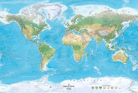 Interactive Map Of The World by Tobe K Interactive Map Thinglink