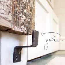Barn Door Ideas For Bathroom Best 20 Barn Door Track Ideas On Pinterest Track Door Sliding