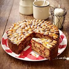 schottische küche schottischer früchtekuchen dundee cake rezept lecker