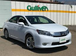 lexus hs for sale 2013 lexus hs 250h used car for sale at gulliver new zealand