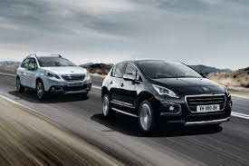 peugeot ad peugeot launches 2008 and 3008 adventure themed crossway editions