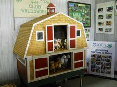 Woodworking Plans Toy Barn by Wooden Toy Barn 6 Products I Love Pinterest Toy Barn