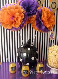halloween party backdrops black u0026 white polka dot halloween party