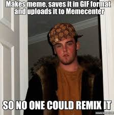 Meme Gif Maker - scumbag meme maker by surprisetroll meme center