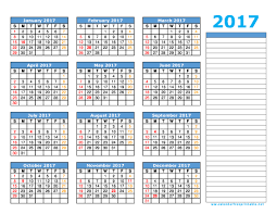 calendar 2017 15 template templates franklinfire co