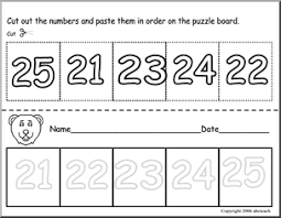 prek early childhood cut and paste worksheets page 1 abcteach