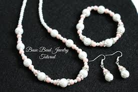 bead necklace patterns images Let 39 s make it lovely bead necklace tutorial jpg
