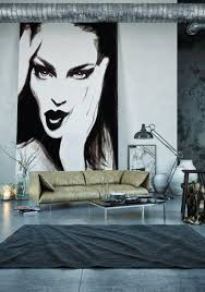 Large Wall Pictures by Exposed Concrete Walls Ideas U0026 Inspiration