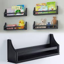 amazon com wallniture floating wall mountable shelf tray nursery