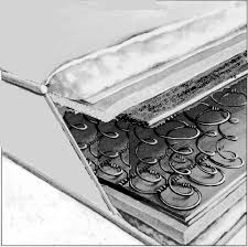 materasso a molle produzione materassi a molle ortopedici