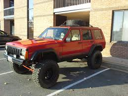 baja jeep grand cherokee 1995 jeep cherokee lifted news reviews msrp ratings with