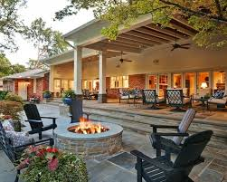 Backyard Garage Ideas Garage With Covered Patio Plans Exciting Backyard Remodelling Or