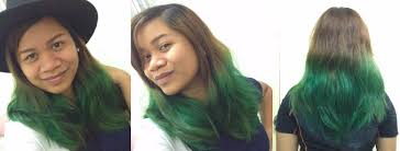bucketlist 71 blue green hair dye just like julie