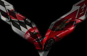 Corvette Flags Corvette