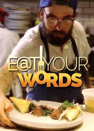 cuisine tv programmes is eat your words 2015 available to on uk netflix