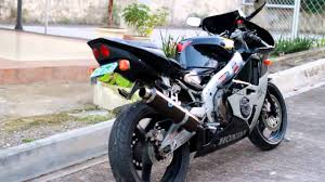 honda cbr 400 cbr400rr nc23 walkaround and exhaust youtube