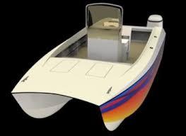 home built and fiberglass boat plans how to plywood ski power catamaran boat plans plywood power catamaran plans