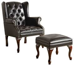 Classic Armchairs Classic Chair And Ottoman Elegant Furniture Design