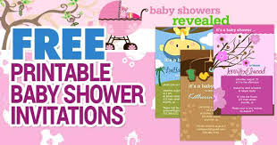 free printables baby shower invitations theruntime com