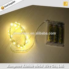 custom led string lights china wholesale custom christmas tree shape led mini copper string