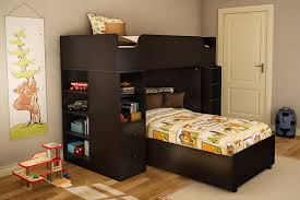 Kids Beds With Desk by Amazon Com South Shore Logik Collection Twin 39 Inch Loft Bed Kit