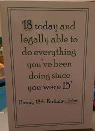 18th birthday card ideas the 25 best 18th birthday cards ideas on