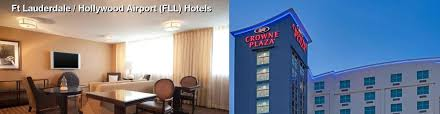 hotels near ft lauderdale hollywood airport fll in fort