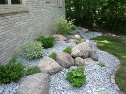 how to install landscape rock beautifully garden lovin