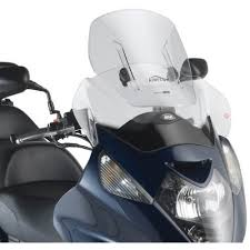 honda silverwing givi airflow windscreen af214 for honda silver wing