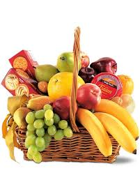 fruit gifts by mail classic fruit basket in greensboro nc send your florist gifts