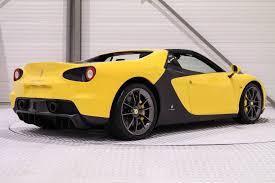 ferrari yellow ultra rare ferrari sergio asks 5 1 million