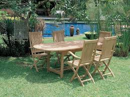 Simple Wooden Chair And Table Wonderful Simple Patio Furniture Design Ideas With Brown Laminated