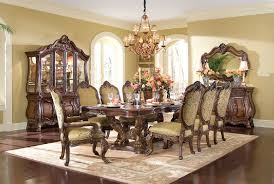 Dining Room Collections Aico Chateau Beauvais 75002 Dining Room Collection