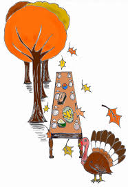column feeding you the about thanksgiving