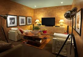 Living Space Above Garage Design Traditional Homes Attic Rooms Attic Spaces Tv Rooms Media