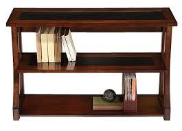 1 Shelf Bookcase Realspace Coastal Ridge 3 Shelf Bookcase Mahoganyblack Glass By