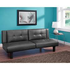 mainstays parsons end table mainstays sofa sleeper black faux leather 11 mainstays connectrix