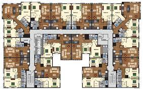 Apartment Complex Random Floor Plan Small Layouts Pinterest Building Plans Townhouses