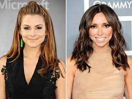 guliana rancic gums thinning hair maria menounos giuliana rancic share best high tech beauty treatments
