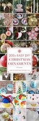 Diy Christmas Ornaments 200 Easy Diy Christmas Ornaments Prudent Penny Pincher
