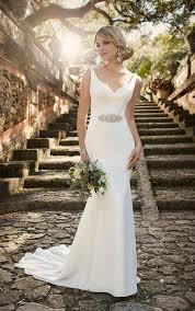 beach wedding dresses made to perfection modwedding