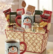 coffee baskets healthy snack gift baskets for everyone swiss colony