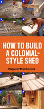 How To Build A Shed Against House by Get 20 Building A Shed Ideas On Pinterest Without Signing Up