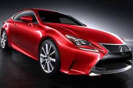 future cars brutish new lexus carscoops lexus rc