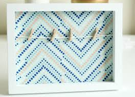 Hanging Pictures Without Frames Diy Wooden Peg Photo Frame