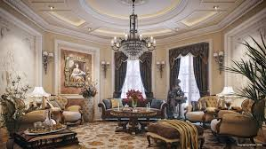 livingroom in luxury villa living room interior design ideas