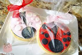 ladybug cookies birthday ladybug cookies cookies