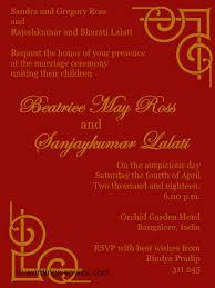 Wedding Ceremony Invitation Wording Staggering Indian Wedding Invitation Wording Theruntime Com