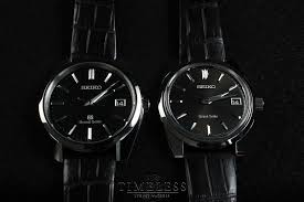 black strap bracelet images Grand seiko on bracelet versus strap timeless luxury watches jpg