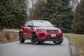 land rover discovery sport 2017 red review 2017 range rover evoque hse dynamic canadian auto review